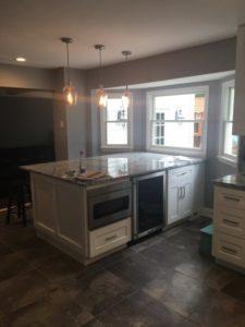 New Kitchen and Bathroom Renovation